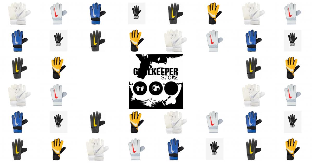 Meest populair Nike keepershandschoenen