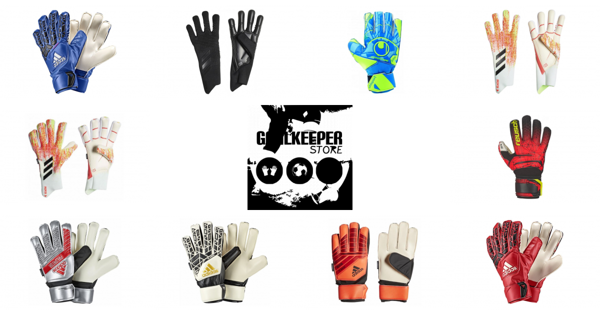 Meest populair Goede keepershandschoenen van groot belang